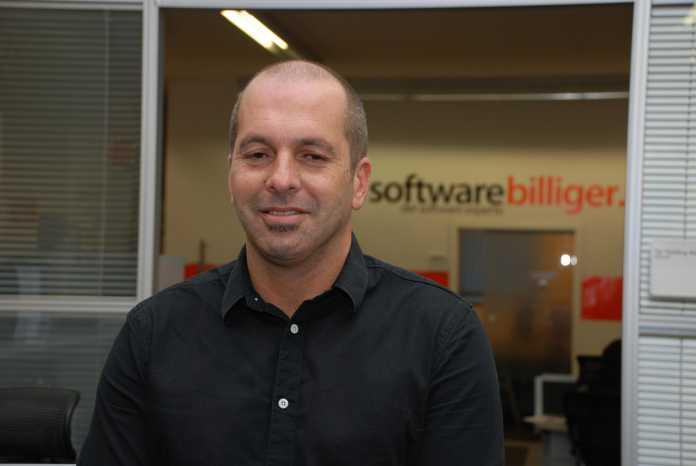 Elmar Ewaldt, GF TYR Holding