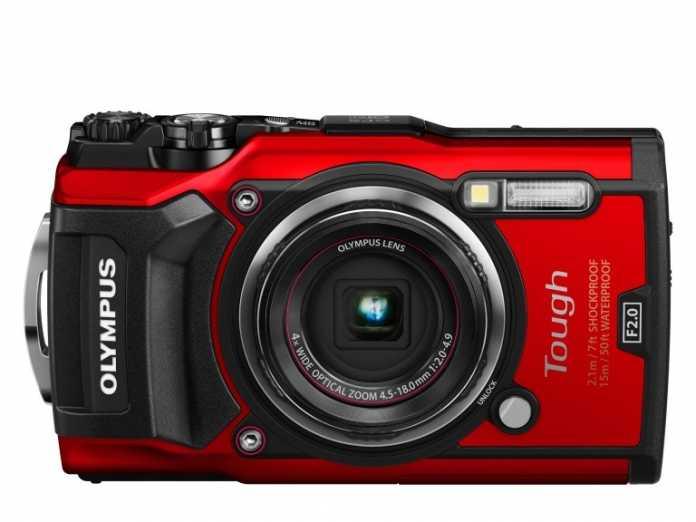 Die Ixus 125 HS von Canon