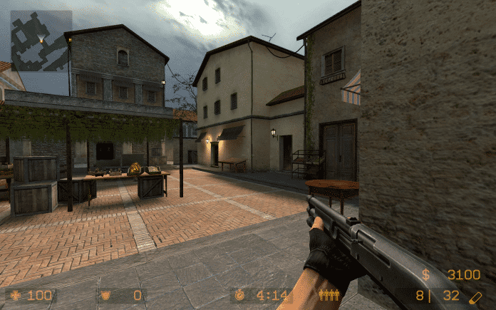 Counterstrike: Source