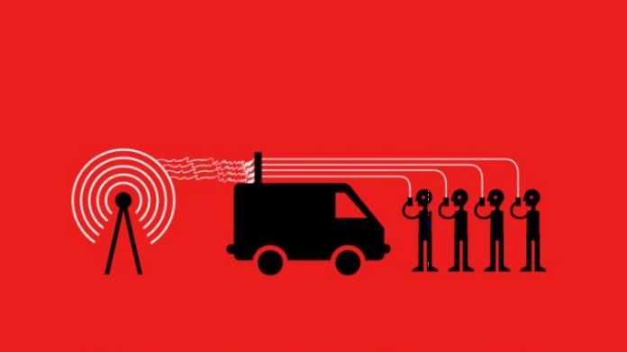 IMSI-Catcher: EFF erklärt Handy-Lauscher
