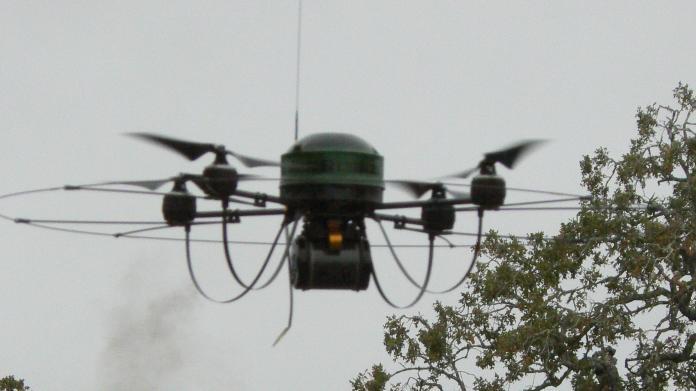 Autonomen Waffen, Mini-Drohnen, intelligente Bomben: Verunsicherung als Treiber der Sicherheitsforschung