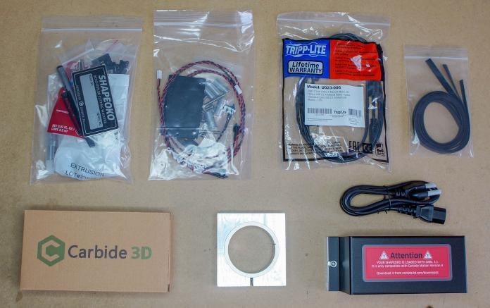 CNC-Arbeitspferd: Shapeoko 3 von Carbide 3D | Make