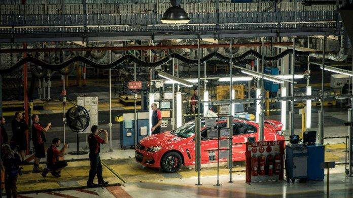 Letzte Autofabrik in Australien stillgelegt