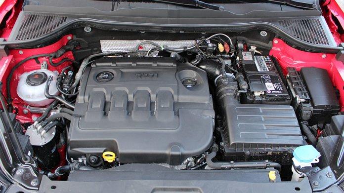Skoda TDI-Motor
