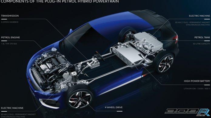 alternative Antriebe, Hybridantrieb
