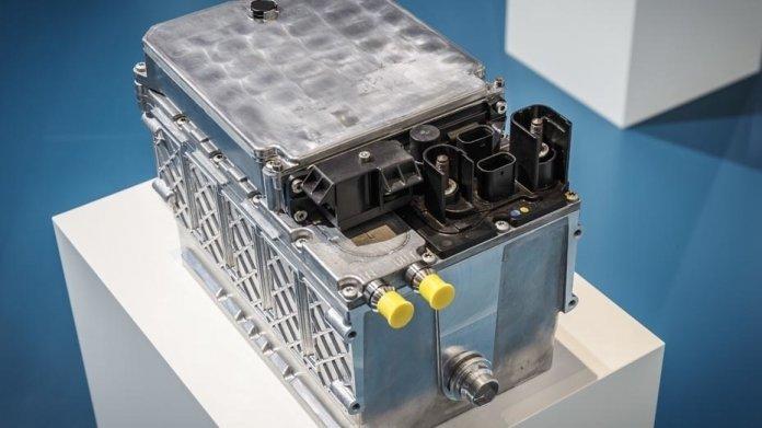 Daimler Traktionsbatterie