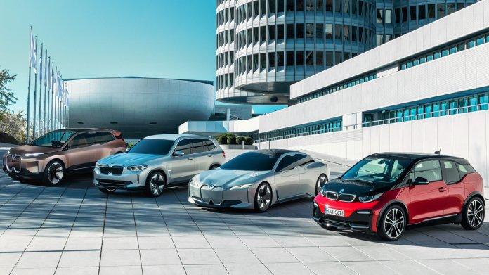 BMW E-Autos