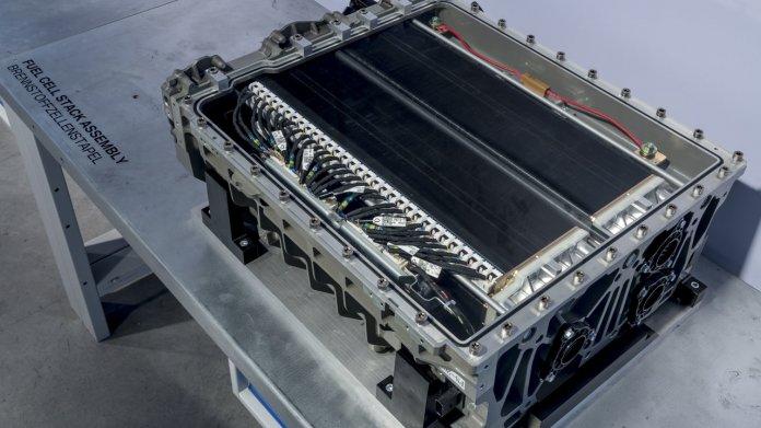 Brennstoffzellenstack BMW 2015