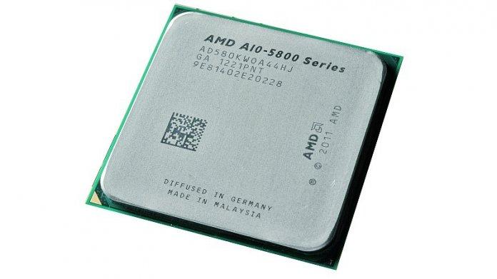 AMD Trinity: APU A10-5800