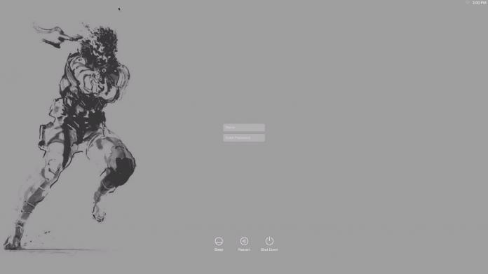 Tipp: Eigener Login-Bildschirm in Yosemite