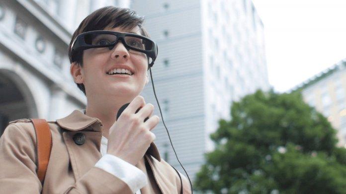 Sony-Brille SmartEyeglass kann ab sofort vorbestellt werden