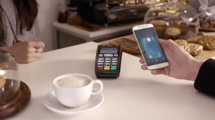 Contra Apple Pay: Samsung stellt mobilen Bezahldienst Pay vor
