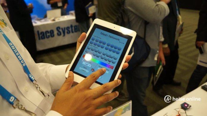 NXP verspricht das bessere Mesh-Netzwerk für Bluetooth-Smart-Geräte