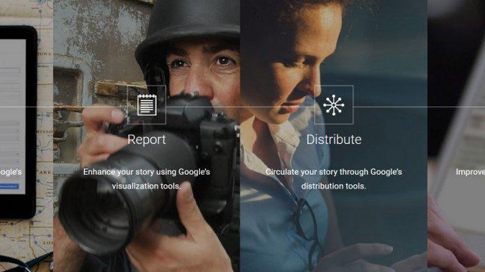 Google News Lab für Journalisten