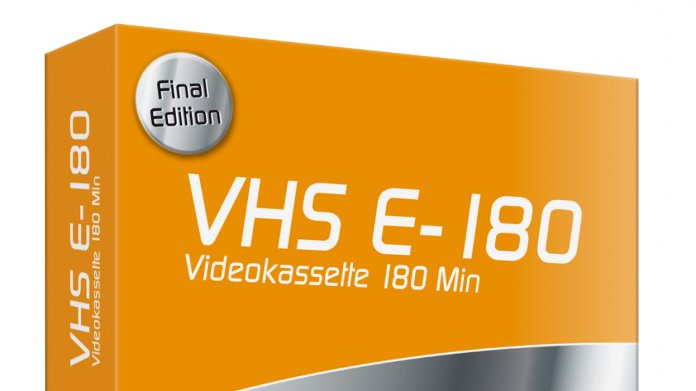 VHS-Cassette