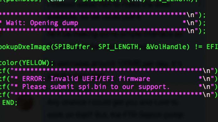 Hacking Team verwendet UEFI-Rootkit