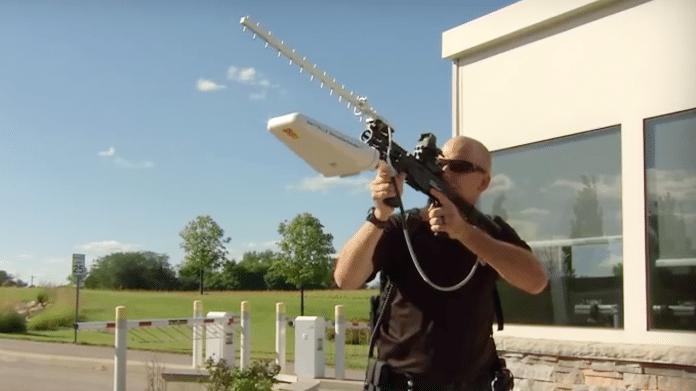 Battelle DroneDefender