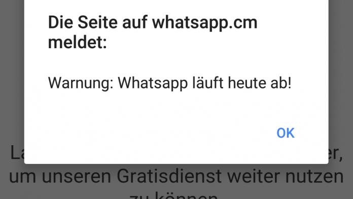 WhatsApp-Abofalle