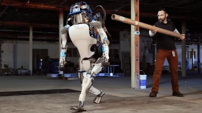 Atlas-Roboter