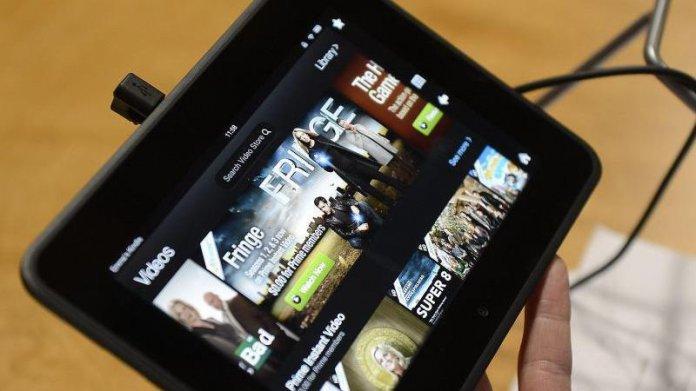 Kindel Fire HD