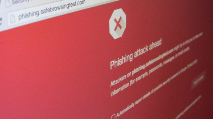 Report: Phishing-Attacken auf Allzeithoch