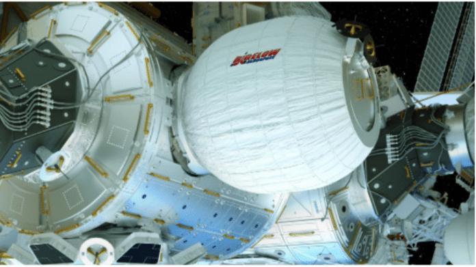 Wohnmodul für Raumstation ISS erfolgreich aufgepumpt