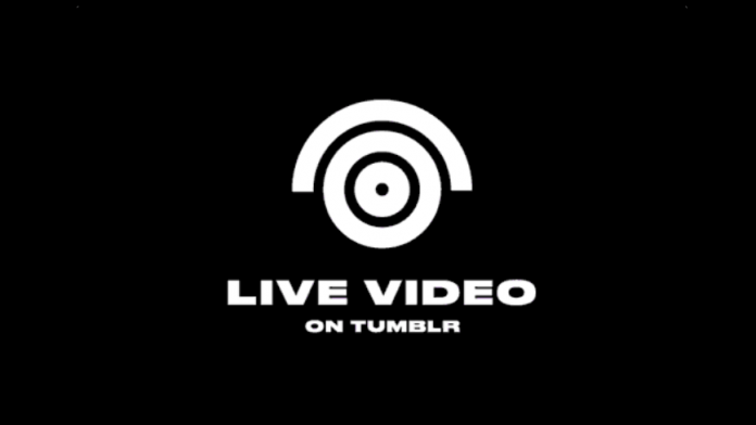 Microblogging-Dienst Tumblr fürht Live-Video ein
