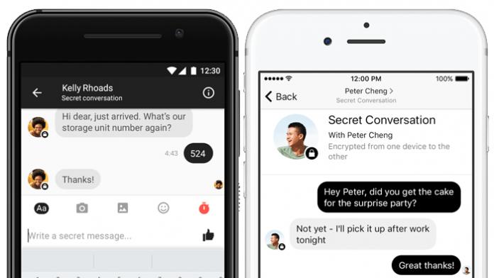 Facebook sichert Messenger mit Ende-zu-Ende-Verschlüsselung ab