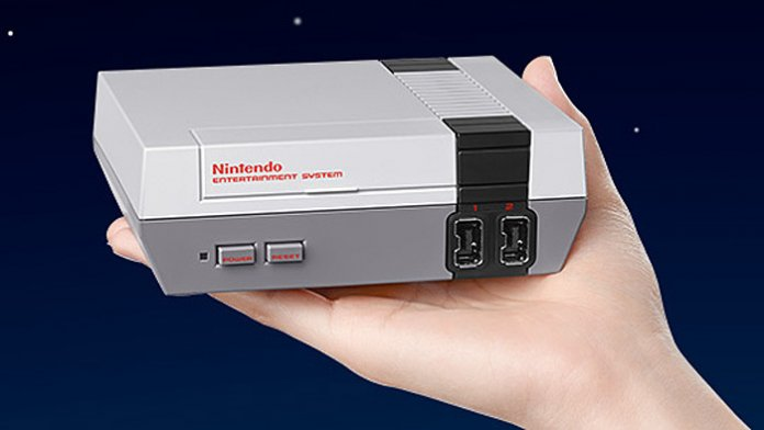 Classic Mini NES: Neuauflage von Nintendos Konsolen-Klassiker