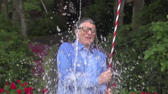 Ice Bucket Challenge: Forschungserfolg im Kampf gegen ALS