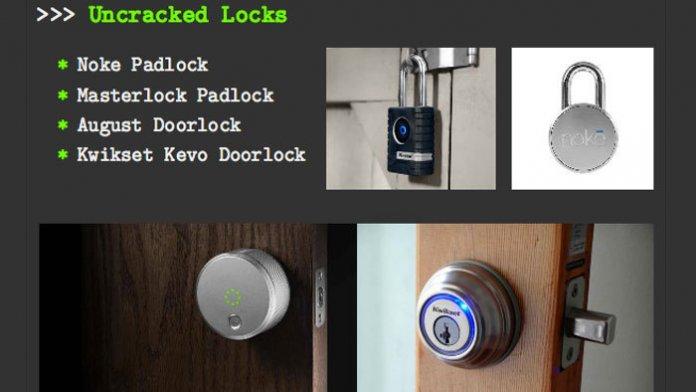 Smart Home: Bluetooth-Schlösser senden Passwort im Klartext