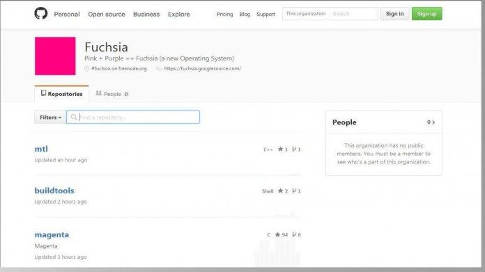 Fuchsia: Google veröffentlicht Code für ein neues Betriebssystem