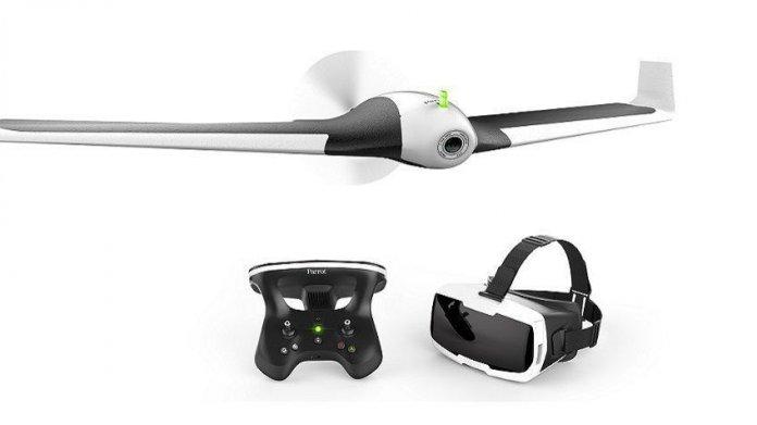 Parrot Disco: Flugzeug-Drohne ab September erhältlich