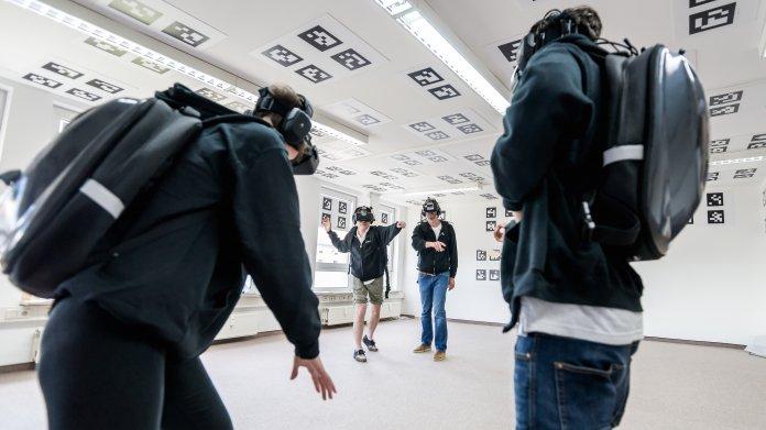 TU Wien: Gemeinsam in virtuellen Welten