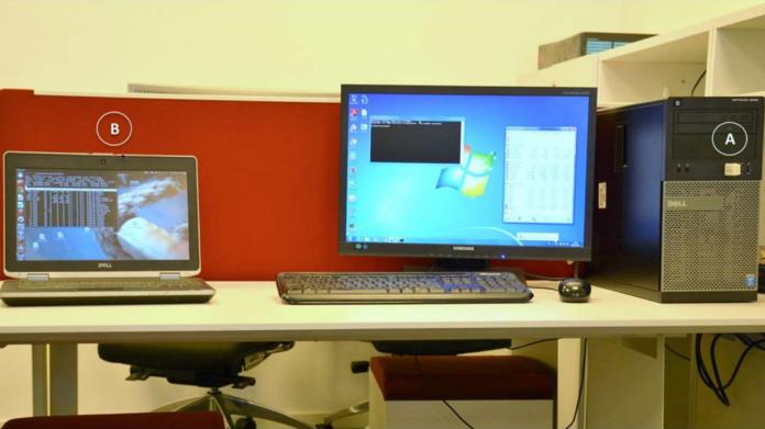 USBee nutzt USB-Kabel als Antenne