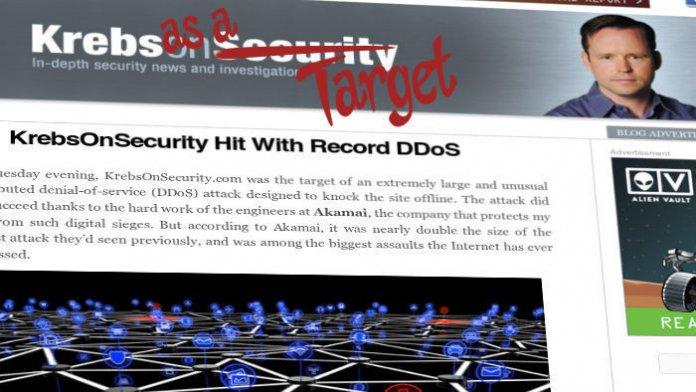 Security-Journalist Brian Krebs wird Ziel von massivem DDoS-Angriff