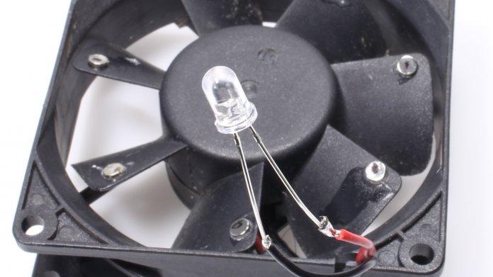 Freie Energiequelle aus PC-Schrott