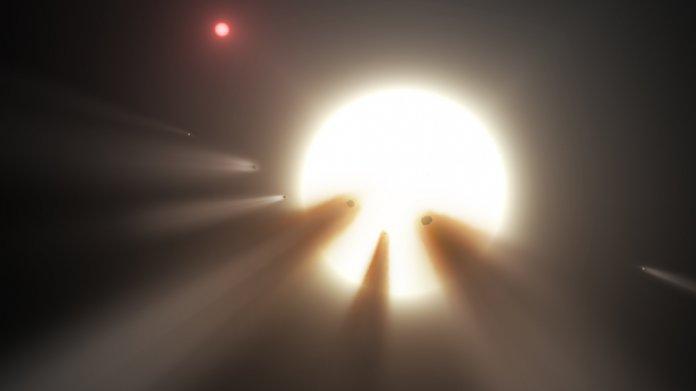 KIC 8462852: Mysteriöser Stern nun im Visier von Riesen-Radioteleskop