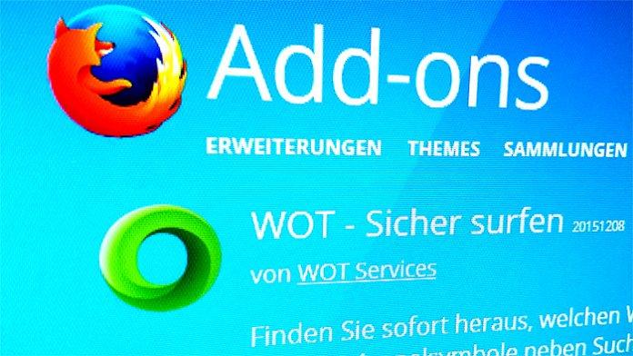 Millionen Surf-Profile: Daten stammen angeblich auch von Browser-Addon WOT