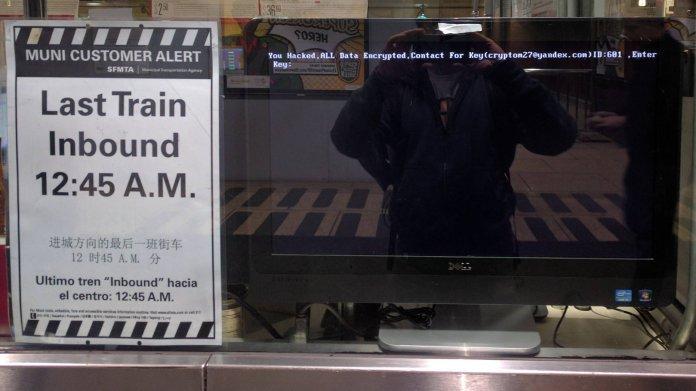 San Francisco: Verschlüsselungstrojaner kapert Bezahlterminals der Straßenbahn
