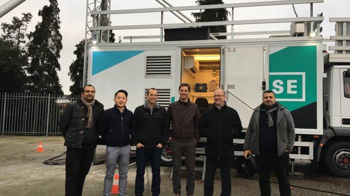 LTE-Weiterentwicklung: ZTE und Telenet testen Mobilfunk jenseits der Gigabit-Marke