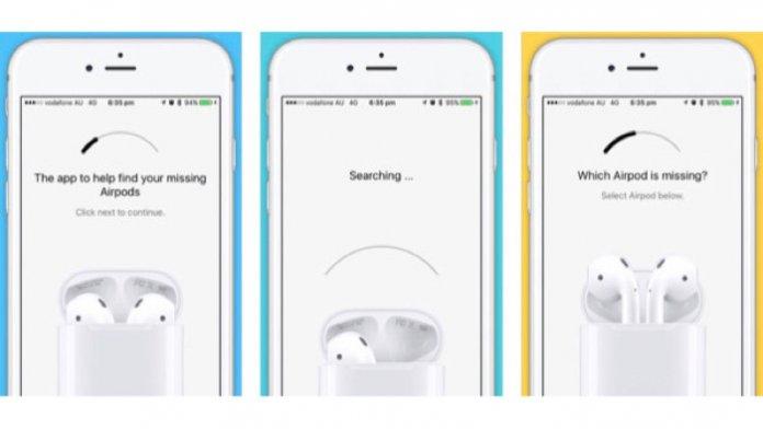 """""""Finder for AirPods"""": Apple entfernt App zur Kopfhörer-Suche"""