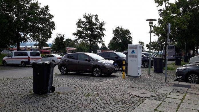 Elektrotankstellen-Netz an deutschen Autobahnen zu 25 Prozent fertig