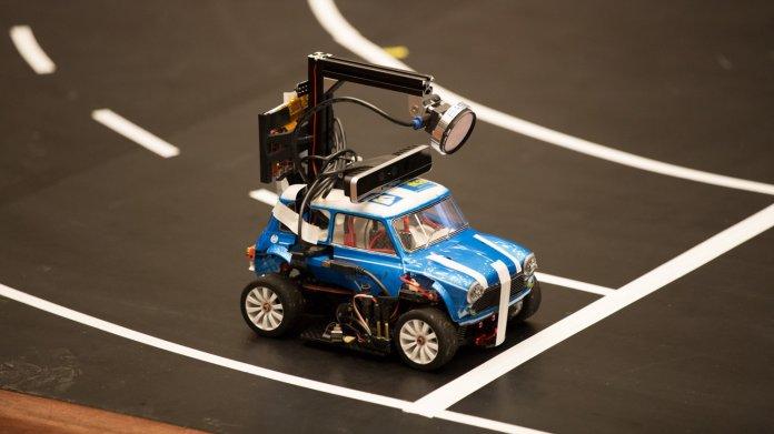 10 Jahre Carolo-Cup für autonome Autos