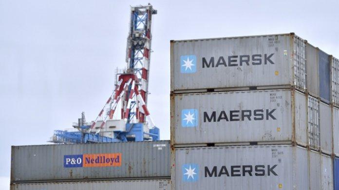 Logistikriese Maersk experimentiert mit Blockchain zur Güter-Verfolgung