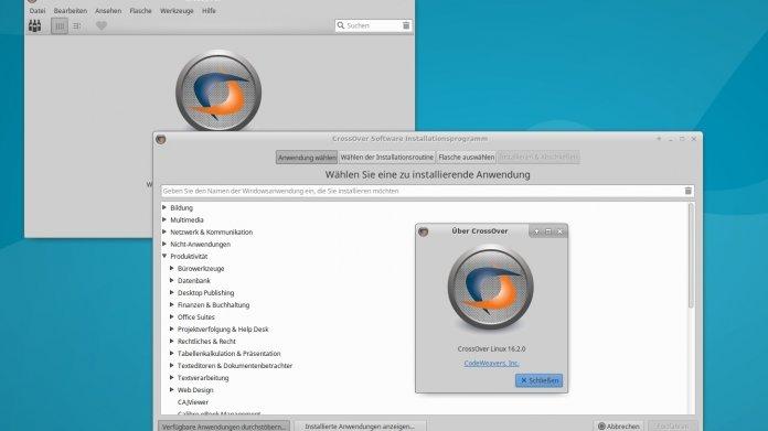 CrossOver 16.2.0