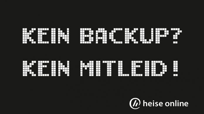 World Backup Day: Jedes Backup ist besser als keins