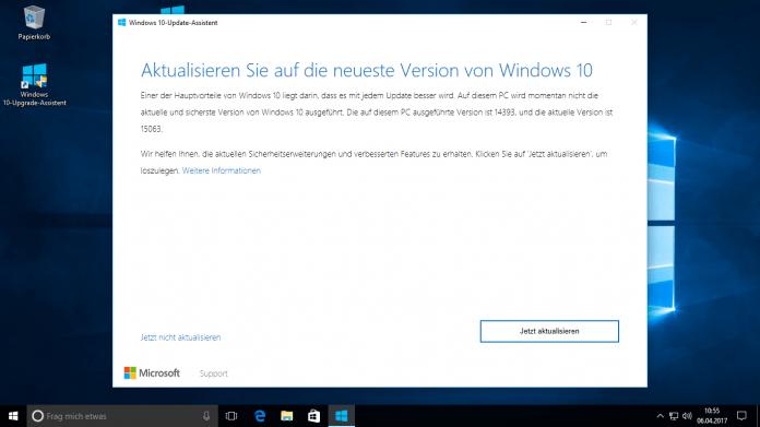 Windows 10: Das ist das Creators Update