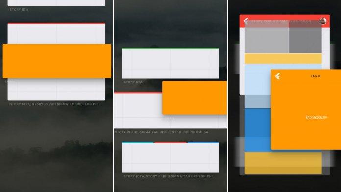 Fuchsia: Bilder zeigen Oberfläche von Googles möglichem Android-Nachfolger