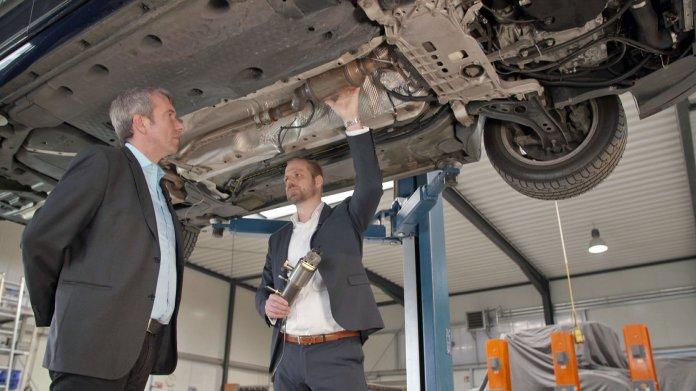 Abgas-Skandal: VW-Diesel bleiben nach Umrüstung Dreckschleudern